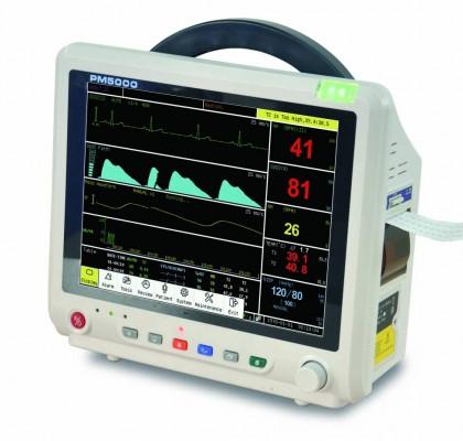 Weterynaryjny monitor pacjenta PM5000V