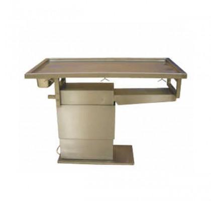 Stół operacyjno-zabiegowy z elektryczną regulacją wysokości