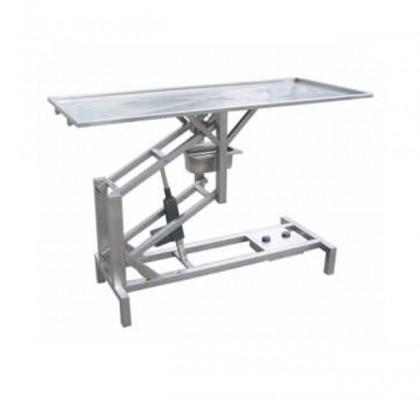 Stół zabiegowy z elektryczną regulacją wysokości